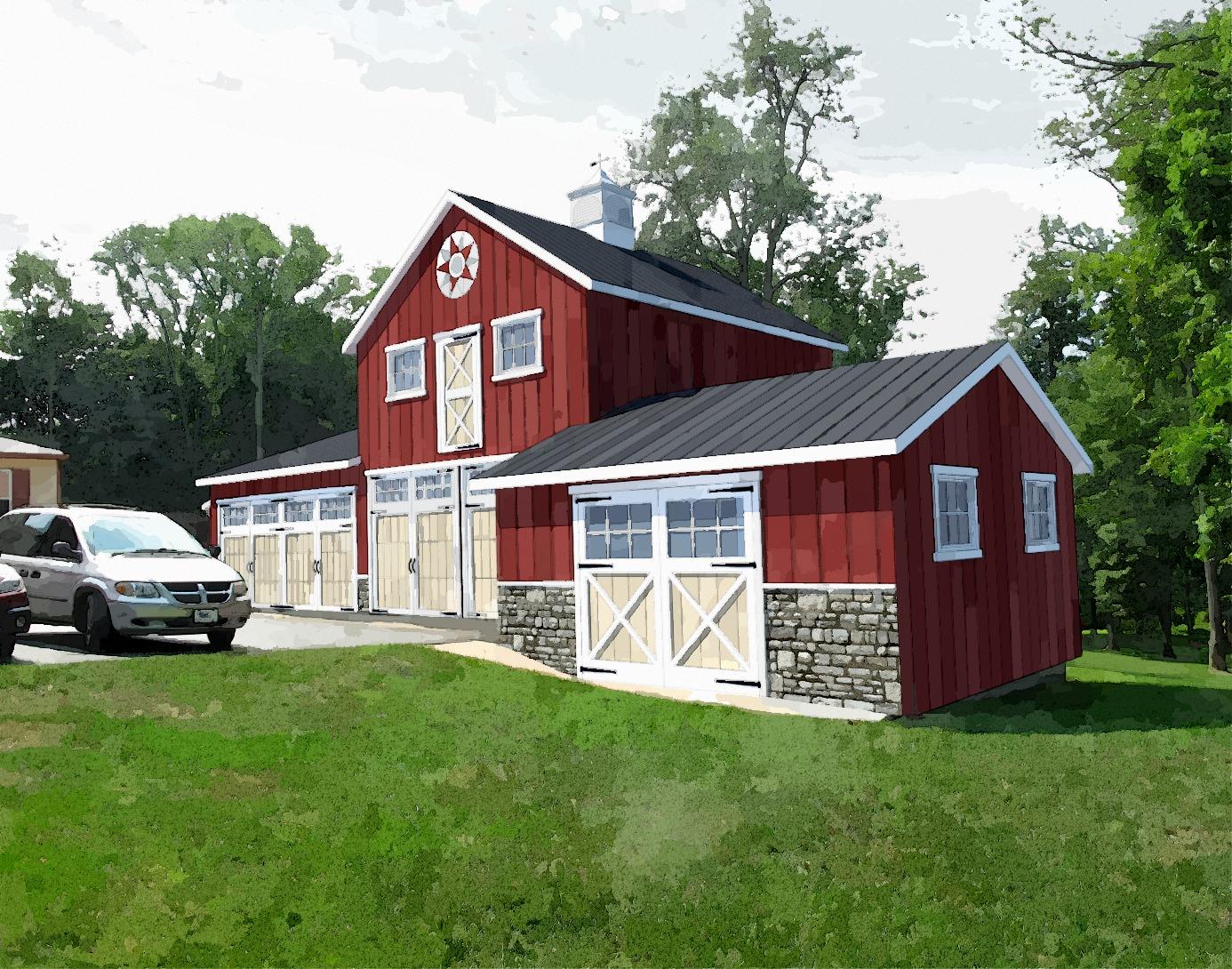 Alpine 3d Media 187 Barn Remodel